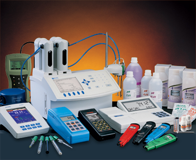 Hanna Instrument products