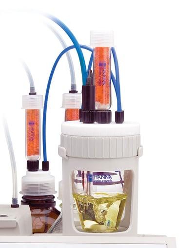 Hanna Instruments HI903 titration solvent system