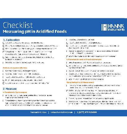 food-checklist