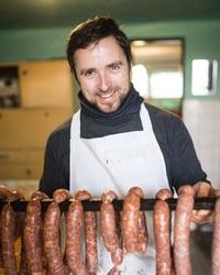 food-sausage-guy