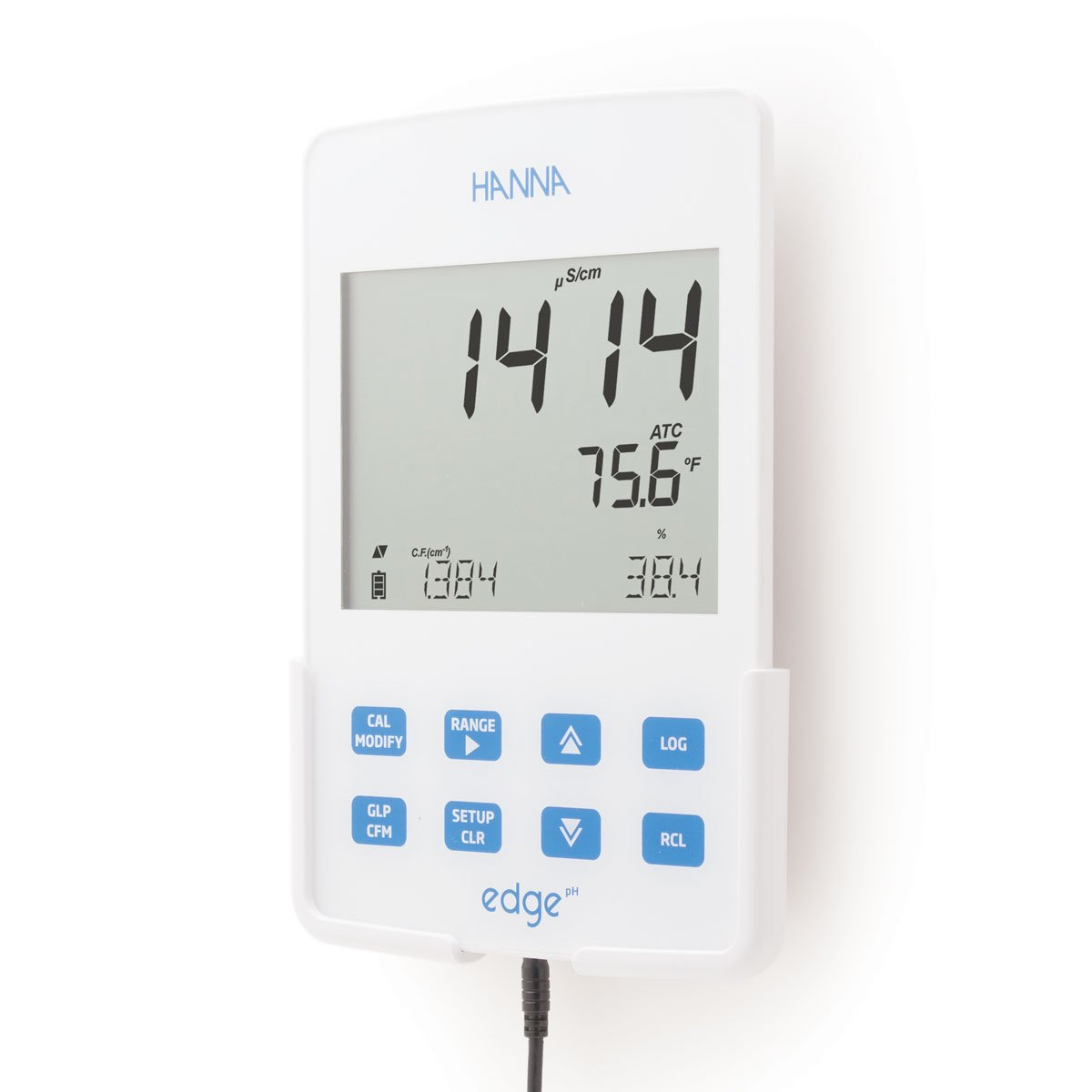 Edge Meter with Wall Mount - HI2003