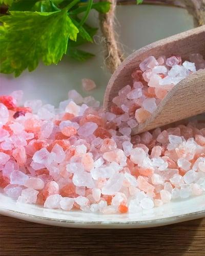 Pink Salt - The Complete Guide to Salt in Food Blog