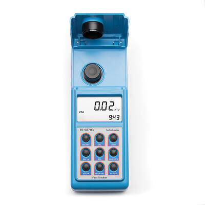Hanna Instruments turbidity photometer. HI98703