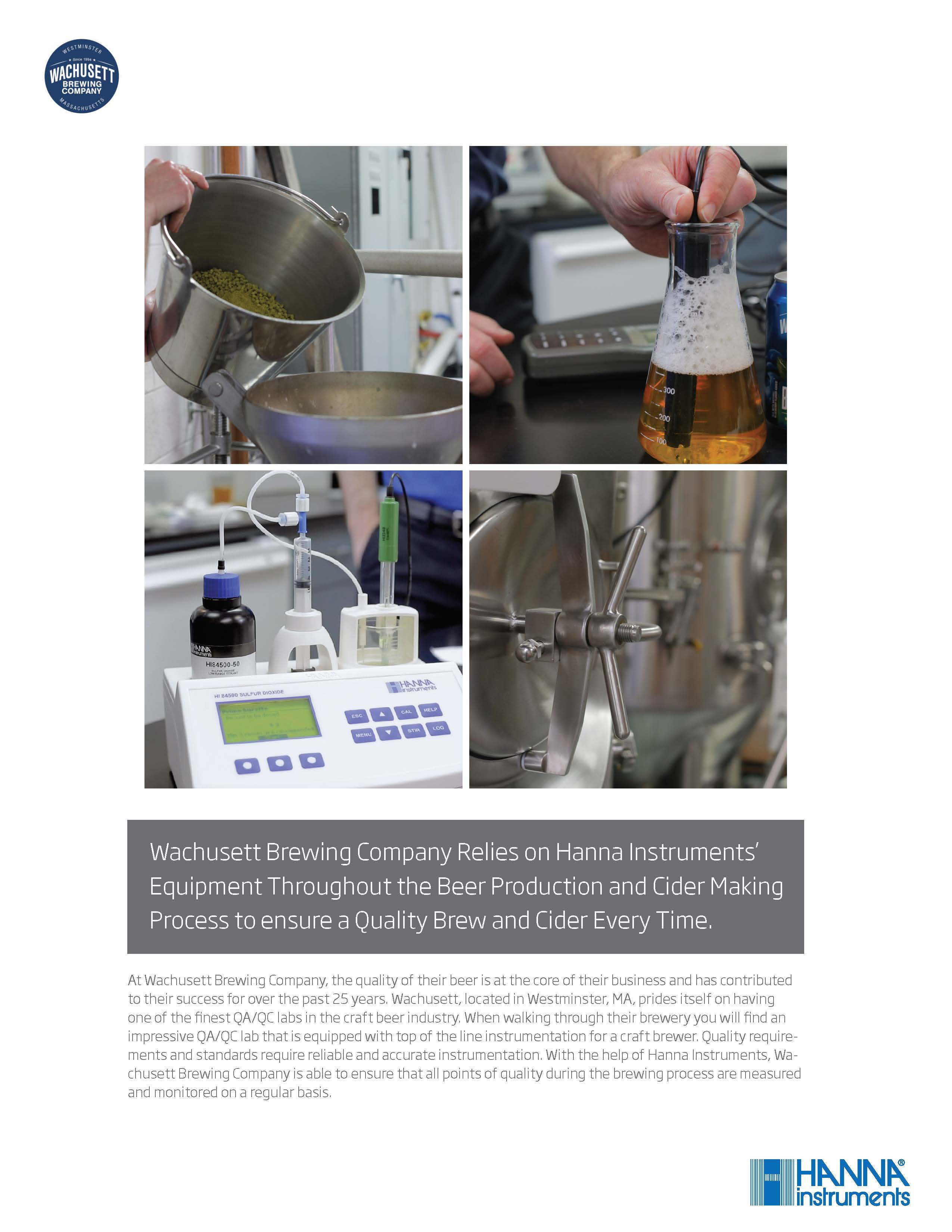 Hanna Instruments Case Study - Wachusett Brewing Company_12.6.19 (1)