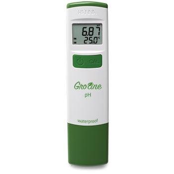 GroLine Waterproof pH Tester HI98118