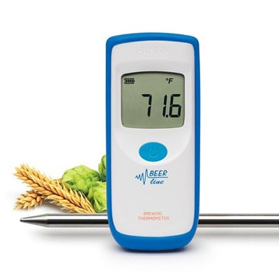 Hanna Instruments - Beer Brewing Thermometer - HI935012