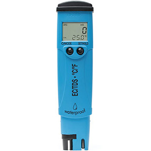 Hanna Instruments Waterproof conductivity and TDS tester. HI98312