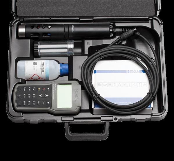 HI98194 Multiparameter Field Meter.