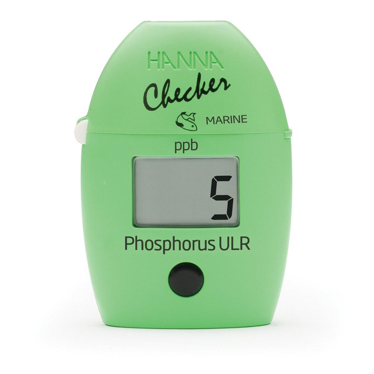 Saltwater Aquarium Ultra Low Range Phosphorus Colorimeter - Checker® HC