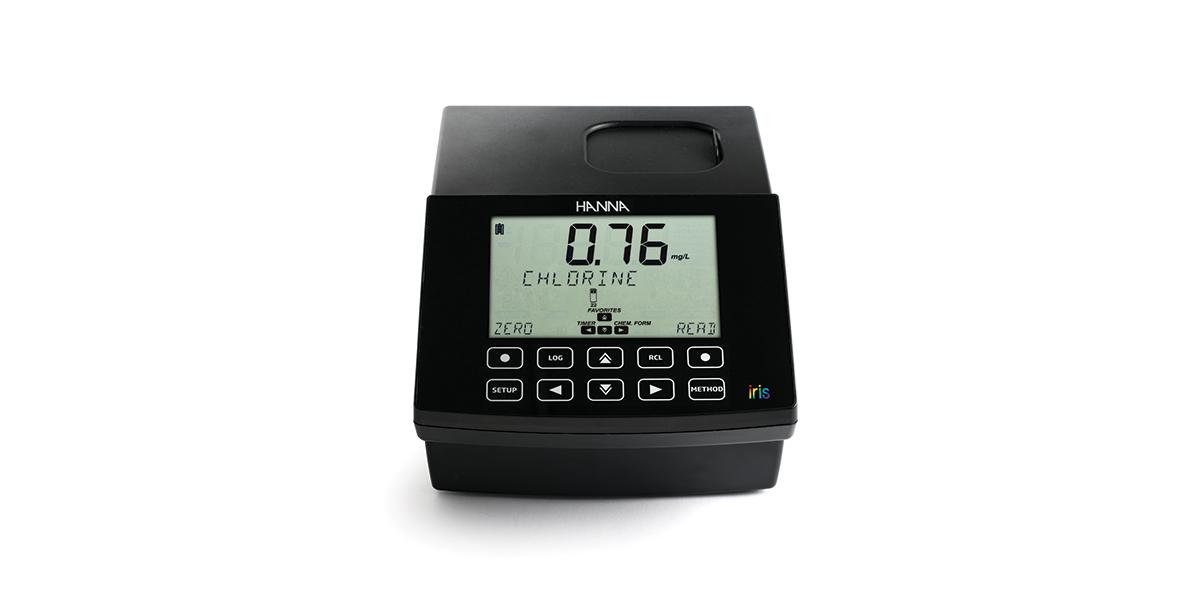 Hanna Instruments spectrophotometer. HI801