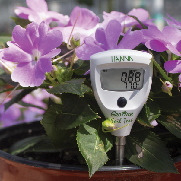HI98331 direct soil conductivity tester-groline-greenhouse
