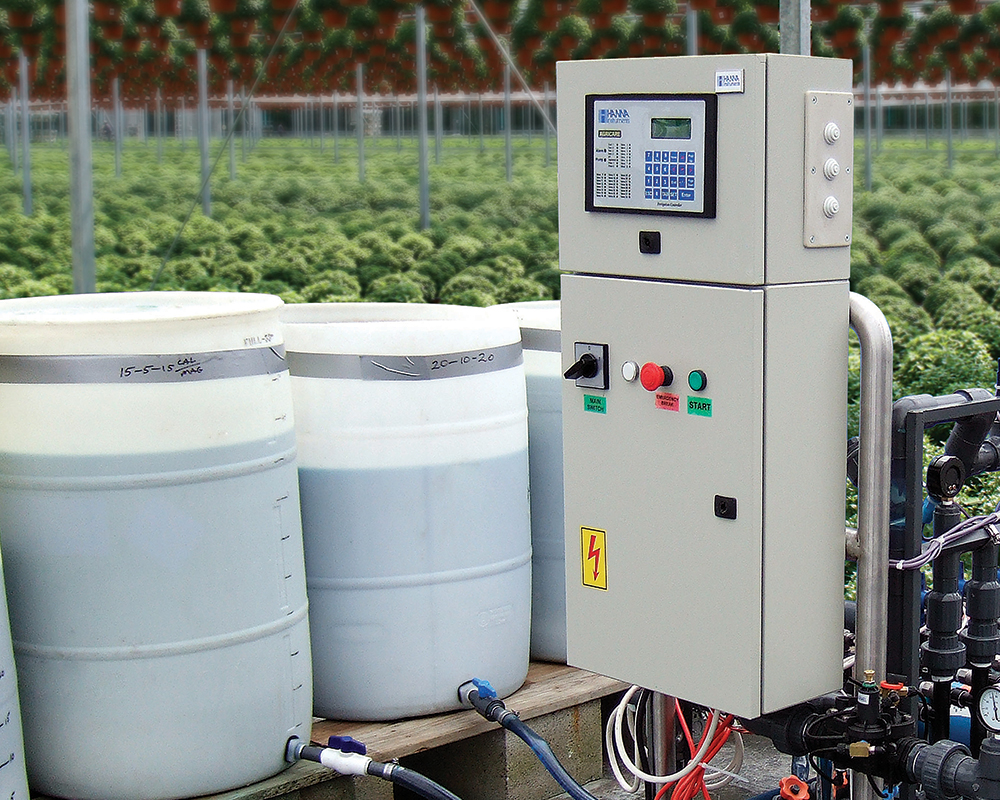 Farming - Fertigation Systems