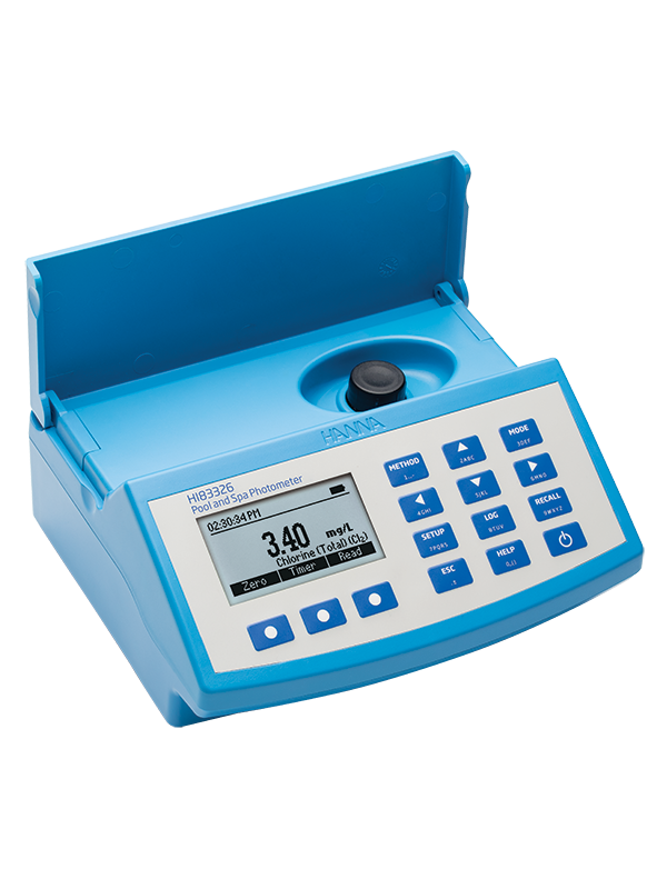 Pool and Spa Photometer HI83326